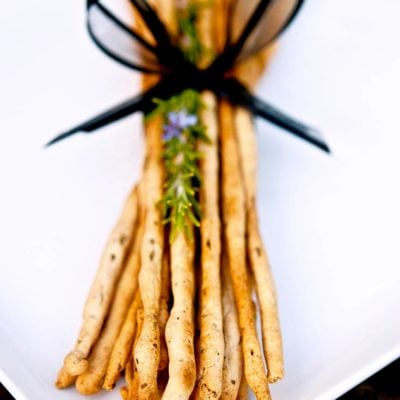 Clean Eating Bread Sticks Recipe
