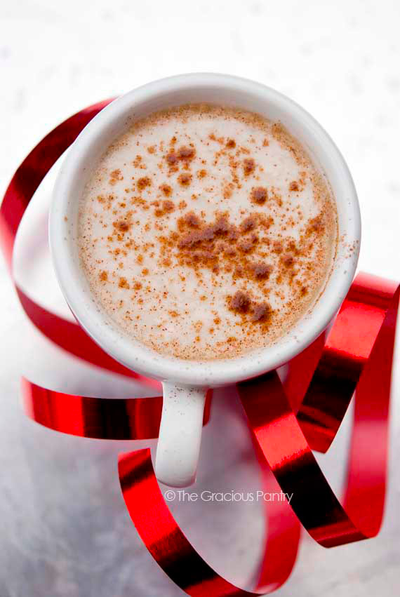 Clean Eating Low Carb Eggnog Recipe