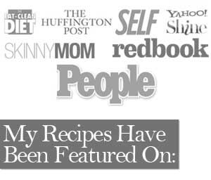 My Recipes Have Been Featured On...