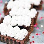 Clean Eating Margarita Chocolate Truffle Tart Recipe