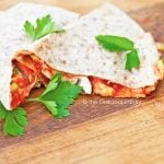 Clean Eating Pizzadillas Recipe