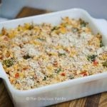 Clean Eating No-Noodle Tuna Casserole Recipe