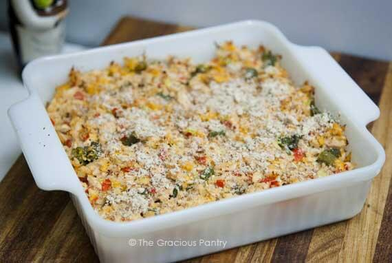 Clean Eating No-Noodle Tuna Casserole Recipe Ready To Eat