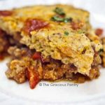 Clean Eating Sloppy Joe Skillet Casserole