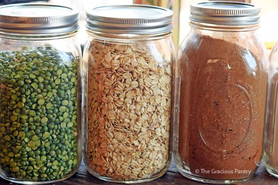 Stocking A Clean Eating Pantry