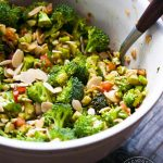Clean Eating Broccoli Salad Recipe