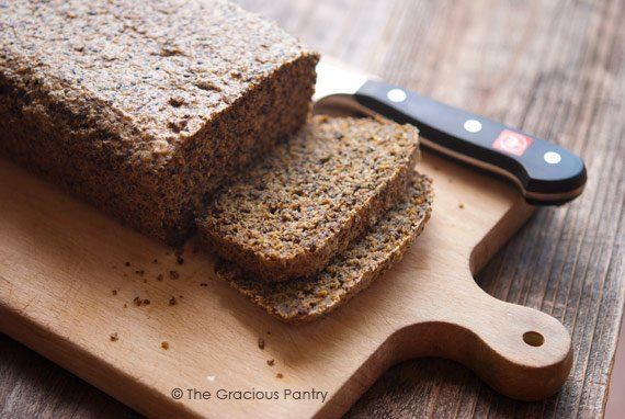 Low Carb Sandwich Bread Recipe