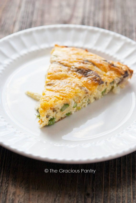 Clean Eating Family Frittata Recipe