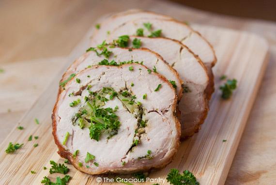 Roulade Of Turkey Recipe