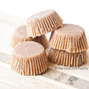 Clean Eating Peanut Butter Fat Bombs Recipe