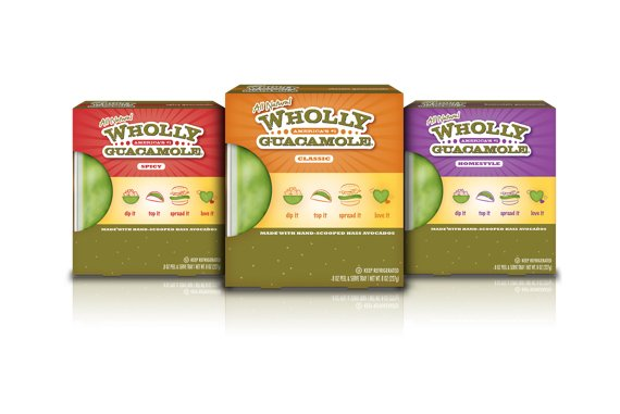 Wholly Guacamole Brings Ease to Back to School Meals and Snacks