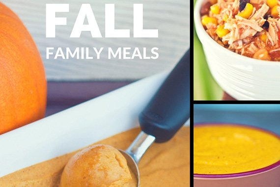 30 Clean Eating Fall Family Meals