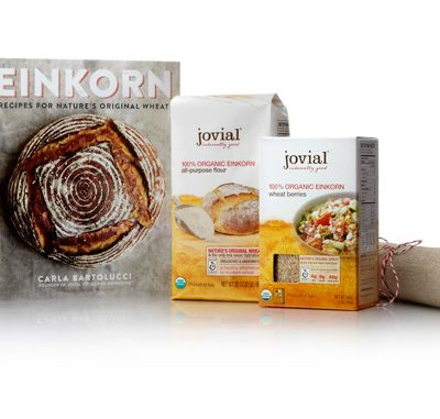 Einkorn Cookbook Giveaway