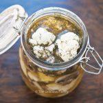 Clean Eating Pickled Refrigerator Cauliflower