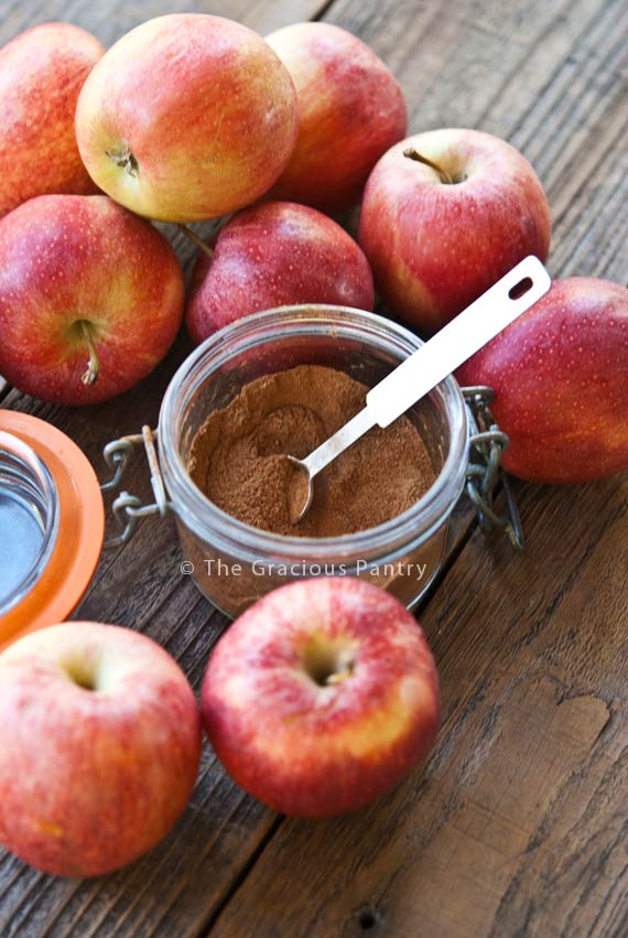 Clean Eating Apple Pie Spice Recipe