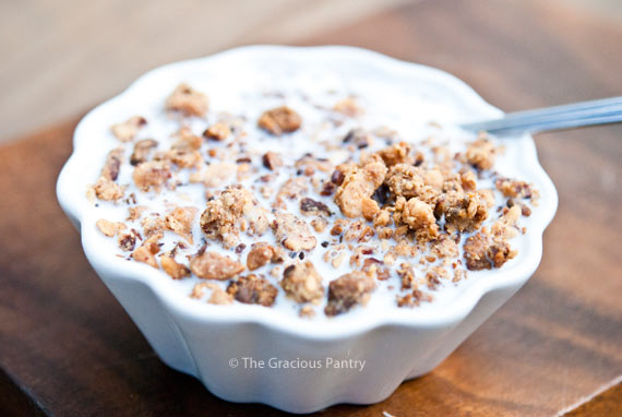 Grape Nuts Cereal Recipe | The Gracious Pantry