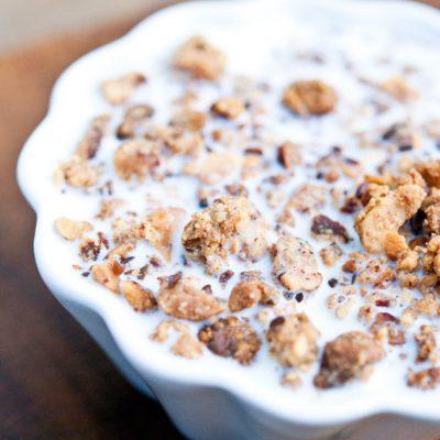 Grape Nuts Cereal Recipe