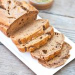 Clean Eating Peanut Butter Bread Recipe