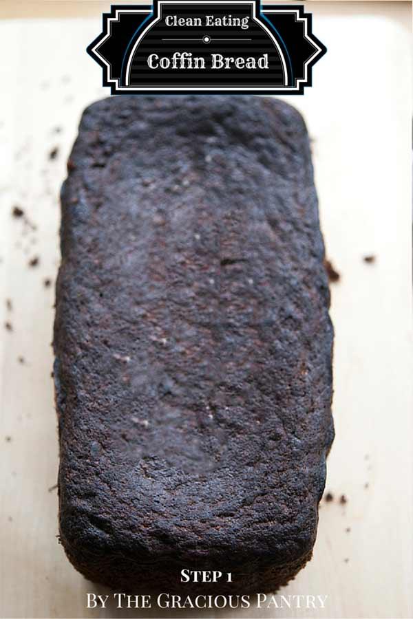 Clean Eating Grain Free Chocolate Coffin Bread Recipe