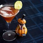 Clean Eating Halloween Pomegranate Punch Recipe