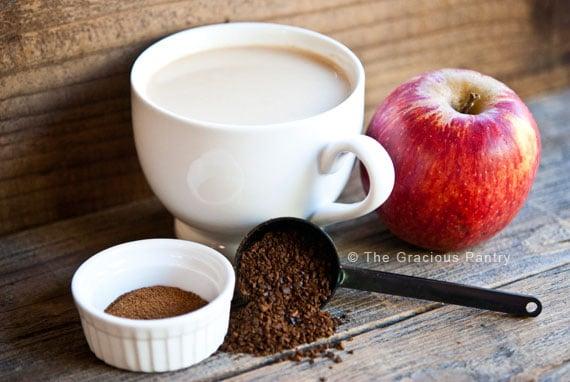 Apple Pie Spice Latte Recipe
