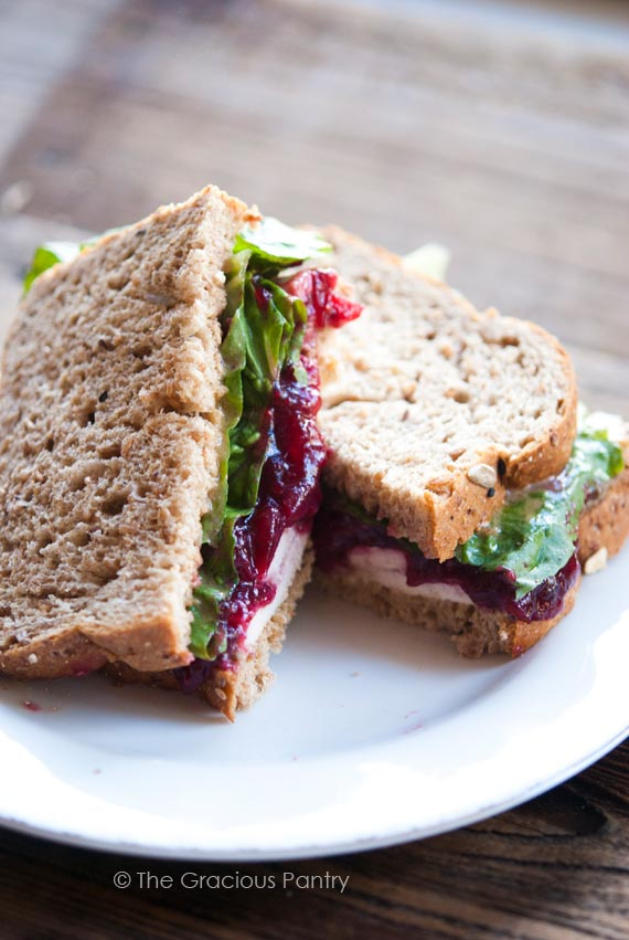 Traditional Leftover Turkey Sandwich Recipe The Gracious