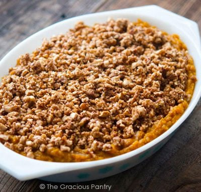 Clean Eating Butternut Squash Casserole Recipe
