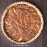 Clean Eating Pear & Apple Tart Recipe