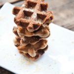 Clean Eating Waffle Iron Spice Cookies Recipe