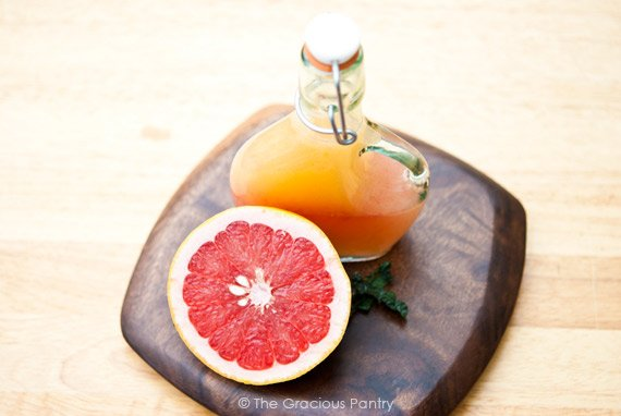 Grapefruit Vinaigrette Recipe