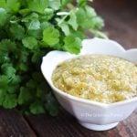 Clean Eating Salsa Verde Recipe