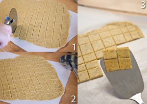 Clean Eating Grain Free Rosemary Crackers Recipe