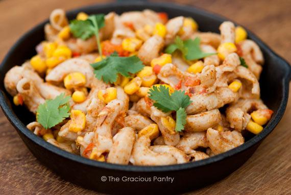 Fiesta Macaroni Salad Recipe