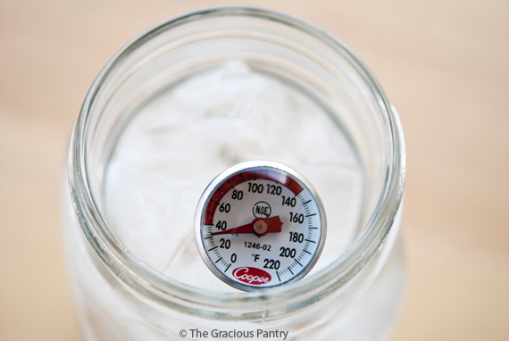 Calibrate Your Kitchen Thermometer