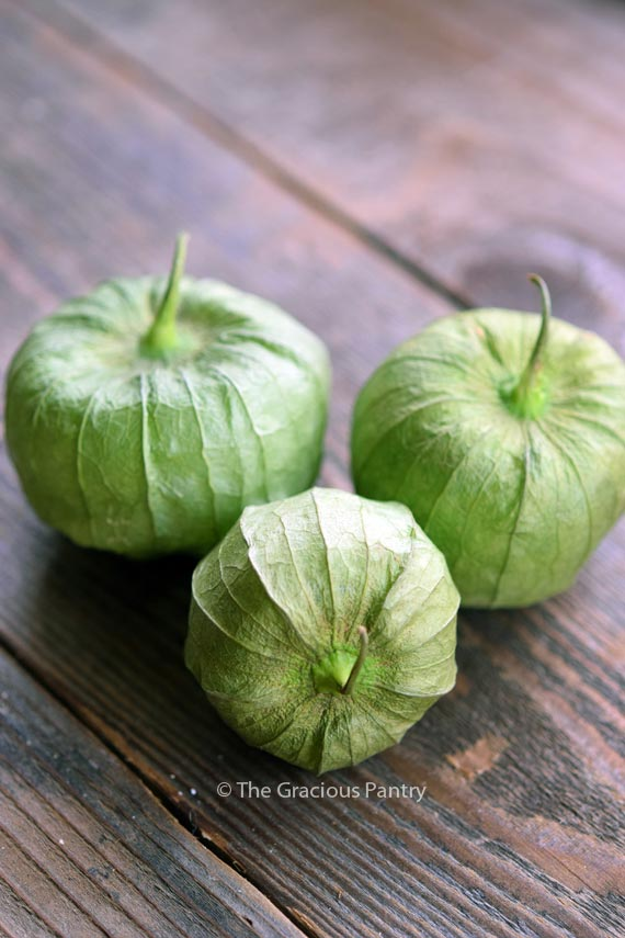 Your Guide To Tomatillos