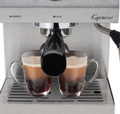 Capresso Cafe' PRO Giveaway