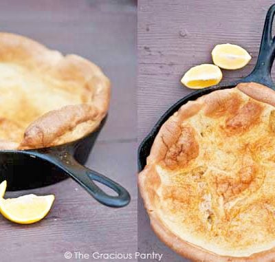 Clean Eating Dutch Baby Recipe