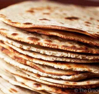 Clean Eating Quinoa Tortillas Recipe