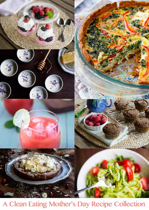 Clean Eating Mother's Day Recipes From Around The Web