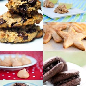 Clean Eating Cookies Recipe Collection