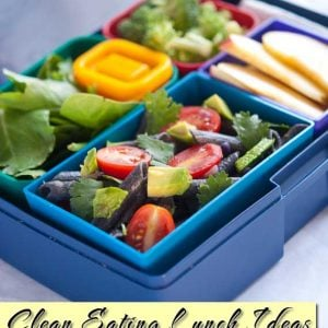 Clean Eating Lunch Ideas