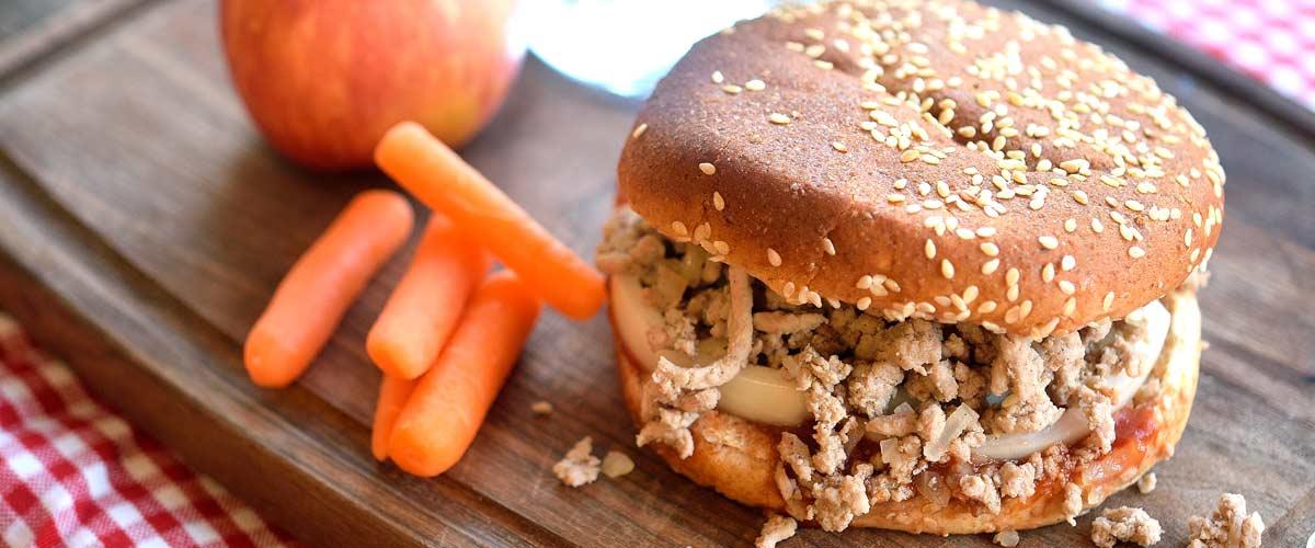 Clean Eating Maid-Rite Sandwich Recipe
