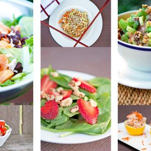 Clean Eating Salad eBook