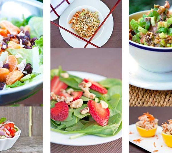 Clean Eating Salad eBook