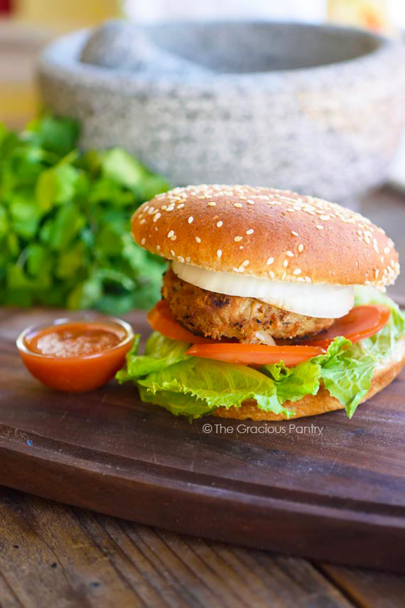 Clean Eating Taco Burgers Recipe