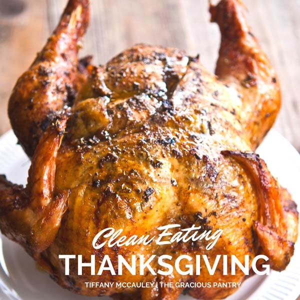 Clean Eating Thanksgiving eBook