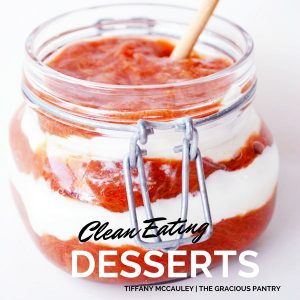 Clean Eating Desserts eBook