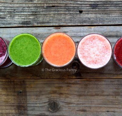 5 Clean Eating Smoothies To Prep With Frozen Ingredients In Less Than 10 Minutes