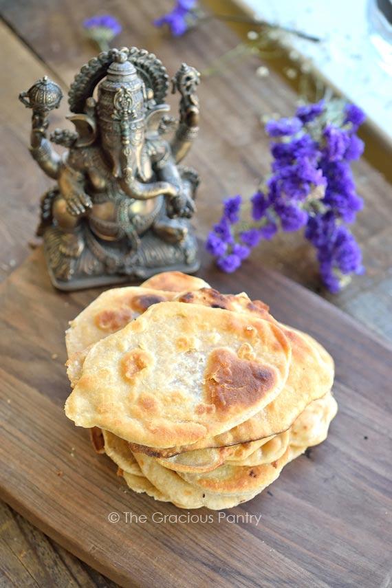 Clean Eating Indian Roti Recipe