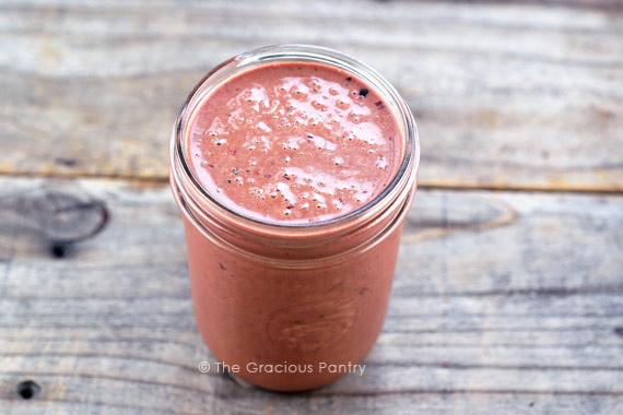 Clean Eating Cherry Vinaigrette Recipe
